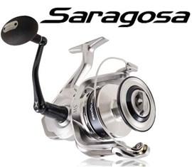 Molinete Shimano Saragosa SW 5000 - 6 Rol - Veloc 5.7:1
