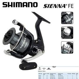 Molinete Shimano Sienna FE - Rol 2 - Veloc 5.0:1