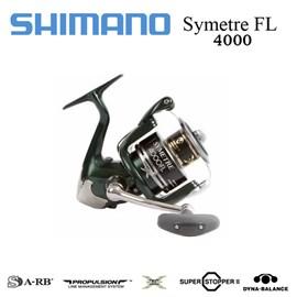 Molinete Shimano Symetre 4000FL - 5 Rol - Veloc 5.8:1
