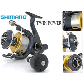 MOLINETE SHIMANO TWIN POWER 8000 SW-PG