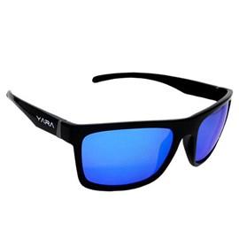 Óculos Yara Polarizado Dark Azul Espelhado 3083