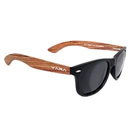 Óculos Yara Polarizado Dark Smoke 5801