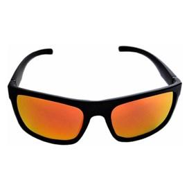 Óculos Yara Polarizado Dark Vermelho Espelhado 3082