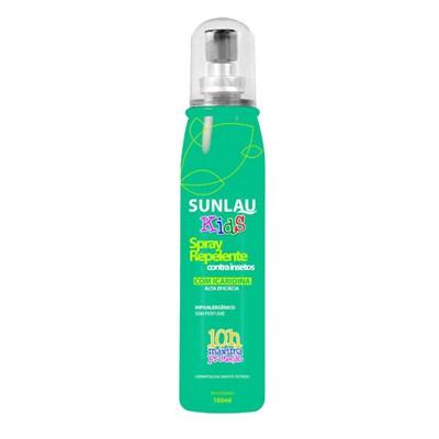 Repelente Sunlau Kids Spray - c/ Icaridina - 100ml