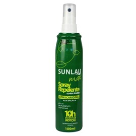 Repelente Sunlau Max Spray - c/ Icaridina - 100ml