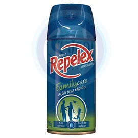 Repelente Super Repelex Family 200ML - Aerossol