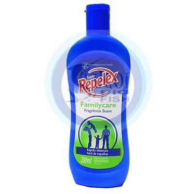 Repelente Super Repelex Family Care 200ml - Loção