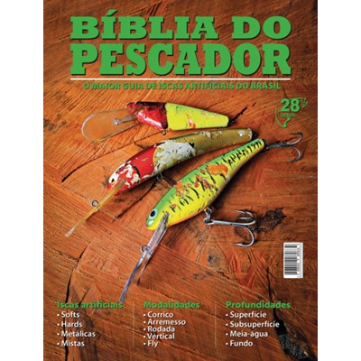 REVISTA BIBLIA DO PESCADOR  2017 - 28 ANOS