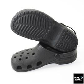 Sandália Mar Negro Crocs 37/38 Preto 30110