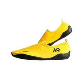 Sapatilha Aqurun - Amarelo / Amarelo  Nº 31
