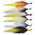 Seleção Especial de Jigs Pesca Aventura (6 Jigs)