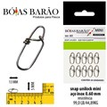SNAP BARAO UNILOCK 441 0,60MM 99,0LB C/10