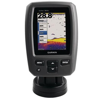 Sonar Garmin Echo 301C