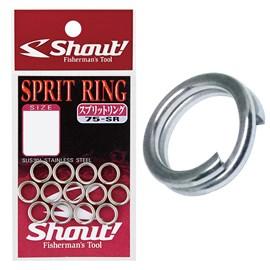 Split Ring Shout 75-SR (n°5)