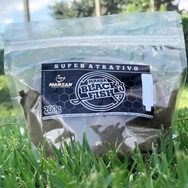 SUPER ATRATIVO BLACK FISH (200GR)