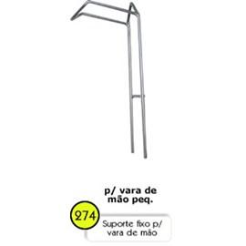 SUPORTE BARAO P/VARA DE MAO 274 FIXO PEQUENO