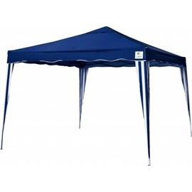 Tenda Gazebo 3X3 Dobrável Bel Lazer Azul