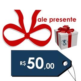 Vale presente (R$ 50,00)
