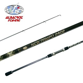 VARA ALBATROZ NEW PAMPO CARRET - 20-50LB - 2 PARTES