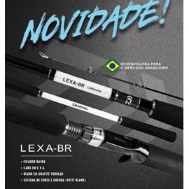 VARA DAIWA LEXA CARRET LX802HFB BR 20-50LB