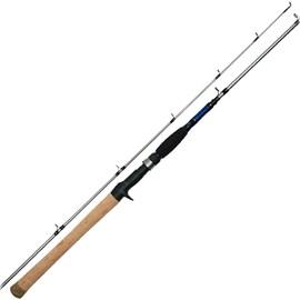 "Vara Fleming Fishfinder Pro C702H 7'0""(2,13m) 10-25lb (Carretilha) 2 Partes"