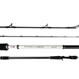 "Vara Lumis New Power Carbon 8'0"" 2,40m 20-50lb (Carretilha) 2P"