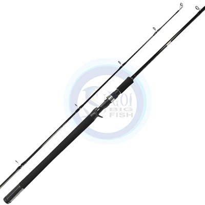 "Vara Lumis Top Cast Pro IM8 - TC80452 - 8'0"" - 15-45lb - 2 Partes - P/ Carret - New"