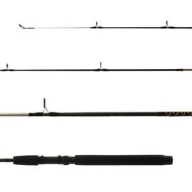 Vara Lumis Tribal 5'5''(1,65m) 6-15lb (Molinete) 2 Partes