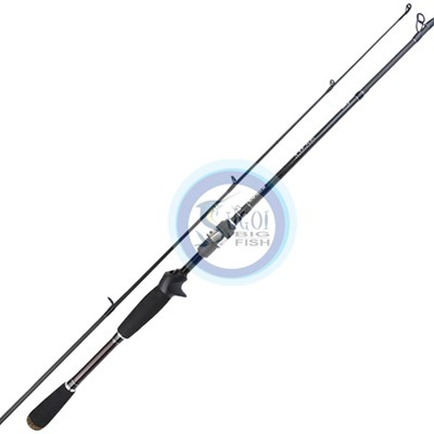 "Vara Lumis Viper VPC56171ML - 5'6"" - 6-17lb - 1 Parte - Carbono IM7 - p/carret"