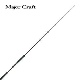 Vara Major Craft Crostage CRXJ-S58/3 – 1 Parte – PE 1/3 – P/ Molinete