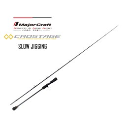 Vara Major Craft Crostage Jigging CRXJ-B63/3SJ (Carretilha)