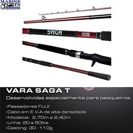 VARA MARINE SPORTS SAGA CARRET SGT -  20-50LB