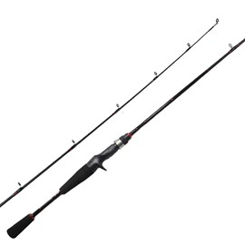 VARA MARINE SPORTS SAGA SG-C601ML 08-17LB - CARRETILHA