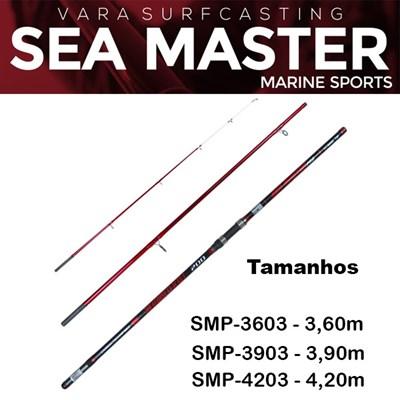 VARA MARINE SPORTS SEA MASTER PRO SMP - PRAIA/COSTEIRA