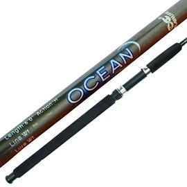 Vara Maruri Ocean 562H 5'6''(1,68m) 12-25lb (Molinete) 2 Partes