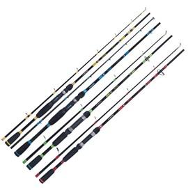 Vara Plusfish Spin SP602M 6'0''(1,83m) 12-25lb (Molinete) 2 Partes