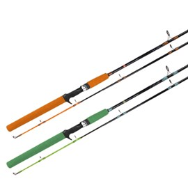 Vara Plusfish Ultra Glass 5'6''(1,68m) 08-17lb (Carretilha) 2 Partes