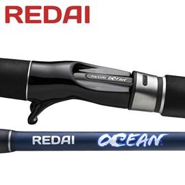 Vara Redai Ocean Jig 2-4C 5'6''(1,65m) PE2-4  (Carretilha)