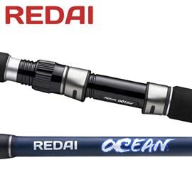 Vara Redai Ocean Jig Cast 7'4''(2,24m) 15-30lb (Molinete) 2 Partes