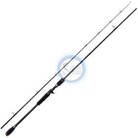 Vara Saint Classic 2102-BC - 2,10m - 20-40lb(18,1kg) - 2 Partes - p/carretilha
