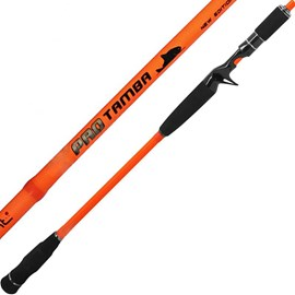 Vara Saint Pro Tamba Orange 2402 8'0''(2,40m) 25-50lb (Carretilha) 2 Partes
