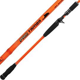 Vara Saint Pro Tamba Orange 2702 9'0''(2,70m) 25-50lb (Carretilha) 2 Partes