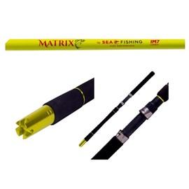 Vara Sea Fishing Matrix Max S5602XH 5'6(1,68m) 20-50lb (Molinete) 2 Partes