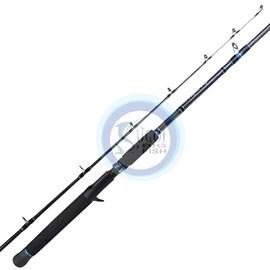 "Vara Shimano Aqua Tip AT561 - 5'6"" (1,68m) - 4-8kg - 1 Parte - p/carretilha"