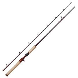 Vara Shimano Barra Raider Magnum 582 5'8''(1,73m) 8-17lb (Carretilha) 2 Partes