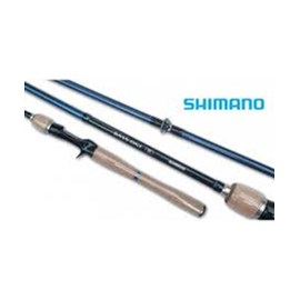 Vara Shimano Bass One R163ML2 - 6'3'' - 8 - 14lb - 2 Partes - p/carret