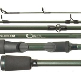 Vara Shimano Compre CPCX610MHC 6'10''(2,08m) 10-20lb (Carretilha)