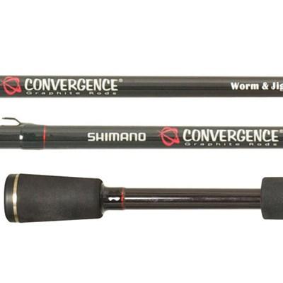 Vara Shimano Convergence CVC C70MHB 7'0''(2,13m) 10-20lb (Carretilha)