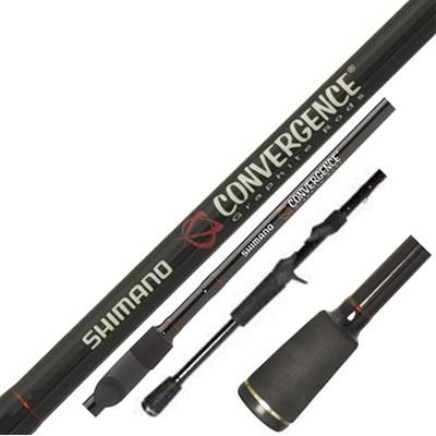 Vara Shimano Convergence CVCSBX610 MHB 6'10''(2,08m) 10-20lb (Carretilha)