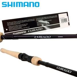 VARA SHIMANO CURADO CARRET CDC 610M 8-15LB